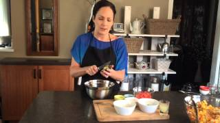 Guacamole + Mango Salsa