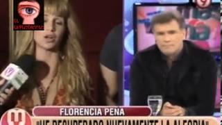 """MAS VIVIANA - """"FLOR PEÑA HABLÓ DE SU VIDA PRIVADA, LA TV ACTUAL y PROYECTOS LABORALES"""""""