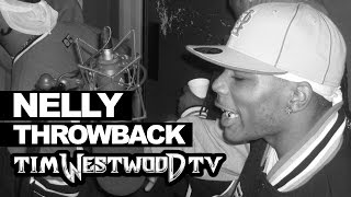 Nelly freestyle goes off crazy back in 2001! Never heard before - Westwood Throwback