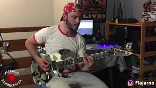 MALEVOLENCE - BODYCOUNT GUITAR COVER