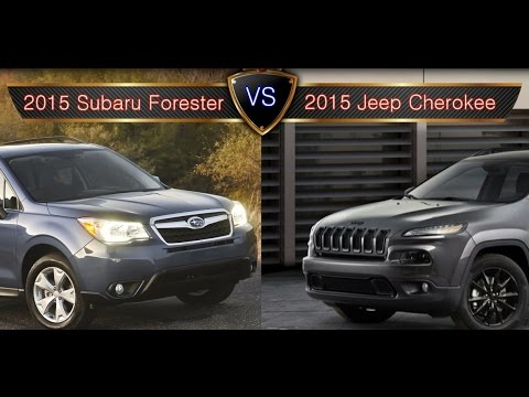 2014 subaru forester vs 2014 jeep cherokee trailhawk autos post. Black Bedroom Furniture Sets. Home Design Ideas