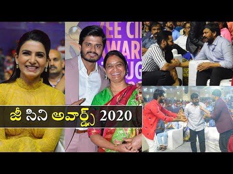 Zee cine awards telugu 2020 winners and full gallery | Samantha | Chiranjeevi | Gup Chup Masthi