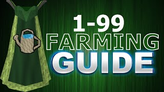Runescape 1-99 Farming Guide | Complete and Updated for 2015!