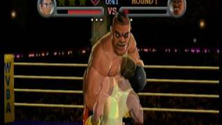 Punch Out Wii Title Defense: Mr. Sandman