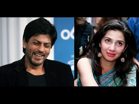 Here's how Shah Rukh Khan made Mahira Khan forget her lines on the sets of Raees