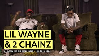 "2 Chainz Explains His ""Used To Sell Drugs To My Momma"" Lyric (Pt. 4)"