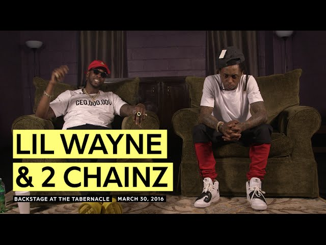 "2 Chainz Breaks Down His ""Used To Sell Drugs To My Momma"" Lyric"