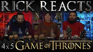 RICK REACTS: Game of Thrones 4x5