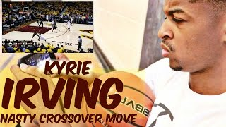 Kyrie irving nasty 3 piece crossover
