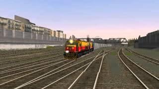 Carguero de Ferrocarriles Argentinos (ficticio) MSTS
