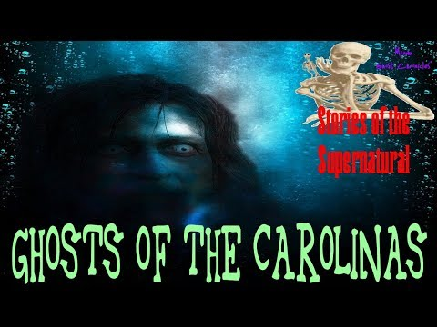Ghosts of the Carolinas | Interview with Michael Rivers | Stories of the Supernatural