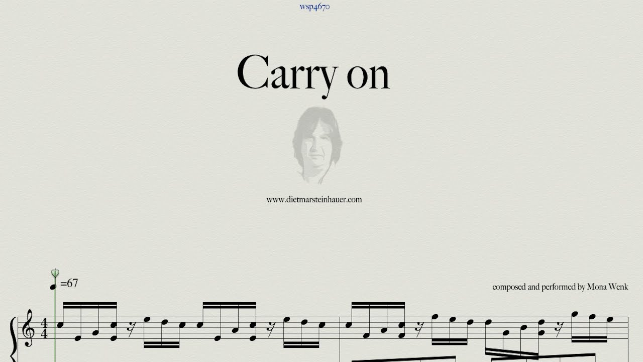 Carry on youtube for Dietmar steinhauer