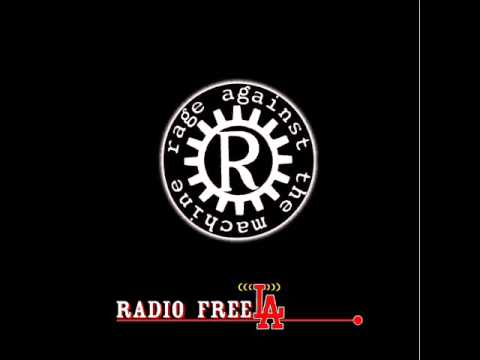 Rage Against The Machine - Radio Free LA (Jan 20th 1997) live
