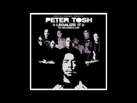 Peter Tosh - Legalize It feat. Purple Ribbon All Stars [Clea