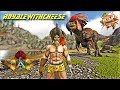 How To Spawn A Rideable DodoRex! All New Skins And Emotes! Turkey Trials 3 - Ark: Survival Evolved
