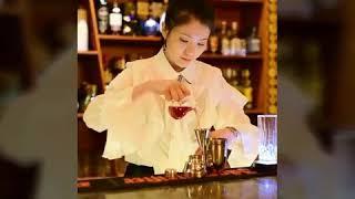 Khi gái xinh là một bartender - TikTok Trung Quốc.