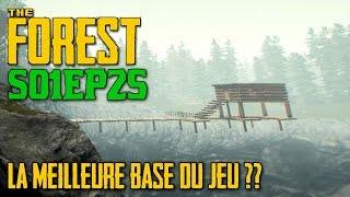THE FOREST - La meilleure base du jeu ??