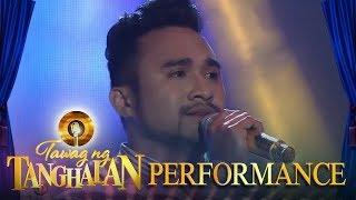 Tawag ng Tanghalan: Emil Sinagpulo | Simulan Mo Sa Isang Pangarap (Day 1 Semifinals)