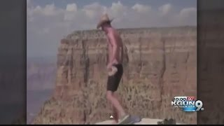Video of man kicking squirrel into Grand Canyon hits home in Tucson Parks
