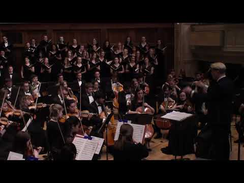 John Rutter: O Clap Your Hands - Lawrence University Choirs & Symphony Orchestra - 04.26.19