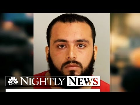 Investigators Still Trying To Determine Where Chelsea Bomber Built His Bombs | NBC Nightly News