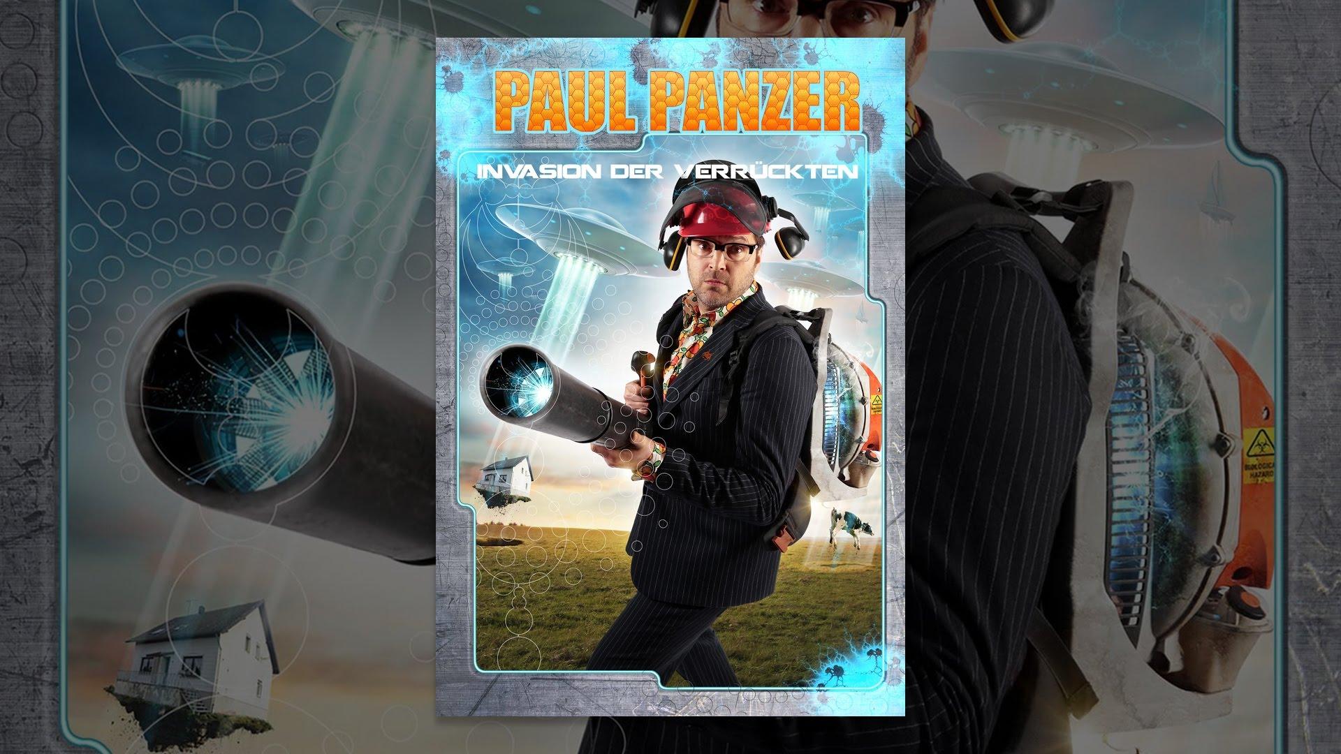 Paul Panzer Invasion Der Verrückten Stream
