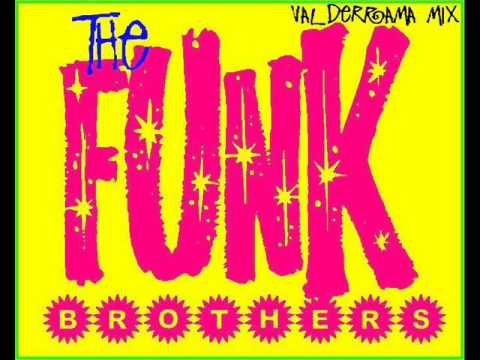 The Funk Brothers - The One Who Really Loves You