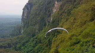 IMPOSSIBLE FLIGHT! The most beautiful paragliding in Thailand!