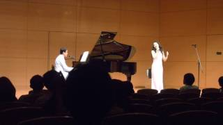 Vocal by Miki Imani Arrangement, Chorus and Piano Play by Hiroshi K...