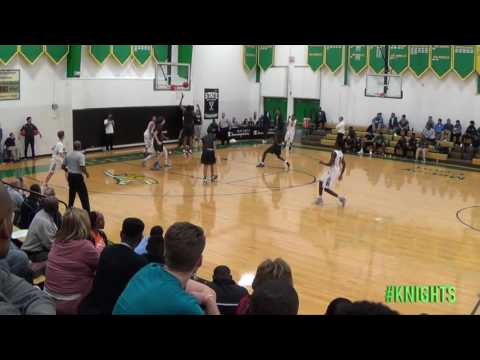 Greenfield School vs Providence Day -  Highlights of 2016 Phenom National ShowcaseShowcase