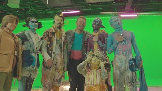 Coldplay - Higher Power (Official Behind The Scenes)