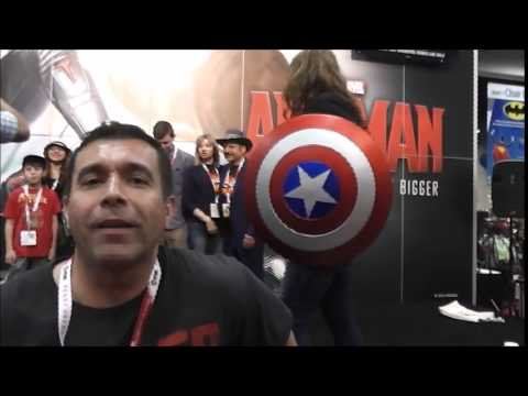 Ant Man Special Screening Announcement 2015 - YouTube