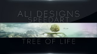 Tree Of Life | Speedart | Souza Contest Entry. Thumbnail