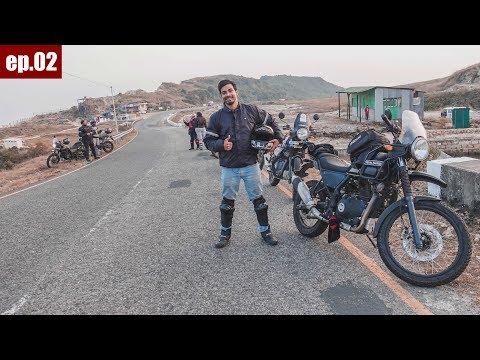 Guwahati To Shillong To Cherrapunji   200kms Ride   Tour Of North East Ep.02