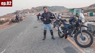 Guwahati to Shillong to Cherrapunji | 200kms Ride | Tour of North East ep.02