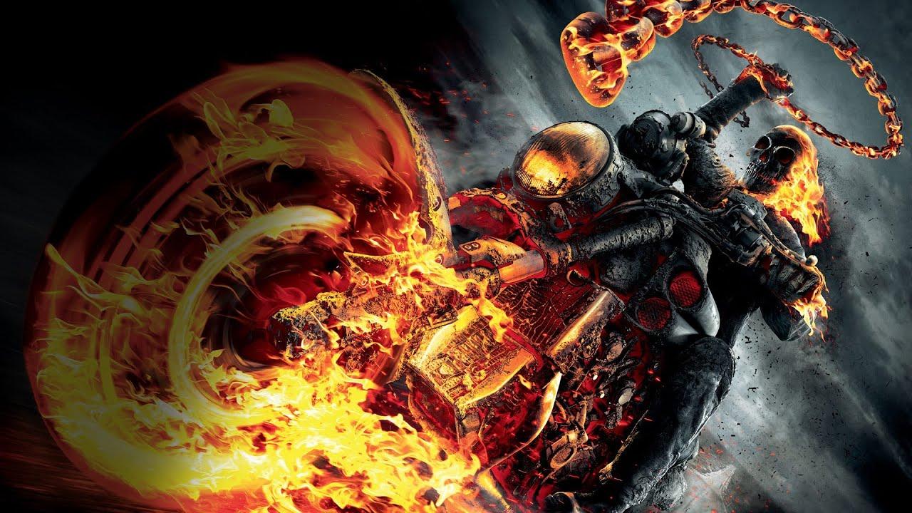 Ghost Rider Bike Hd Wallpaper Quot Ghost Rider 2 Spirit Of Vengeance Quot Deutsch German