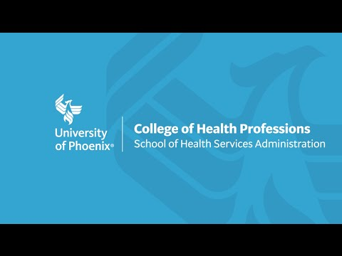 College of Health Professions: School of Health Services Administration