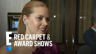 Amy Adams Hopes Justin Timberlake Sings to Her   E! Live from the Red Carpet