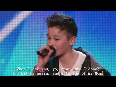 Bars & Melody - Hopeful (Lyric) | BRITAIN'S GOT TALENT | golden buzzer
