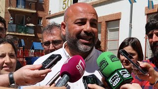 Molina confía en mantener un gobierno de progreso en Castilla-La Mancha