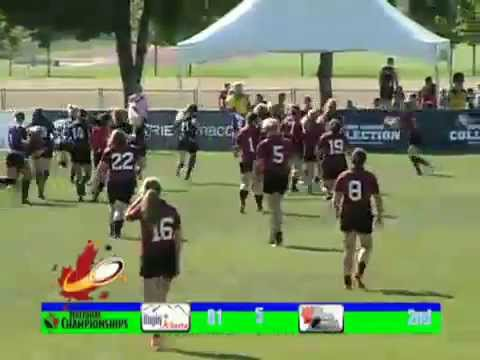 Alberta v Newfoundland - U18 Women Festival Day Three