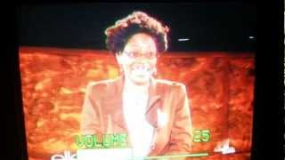 Woman has nervous breakdown on live TV