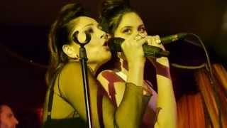 Before I Open My Mouth (live) - Frances Ruffelle & Eliza Doolittle & FosseyTango