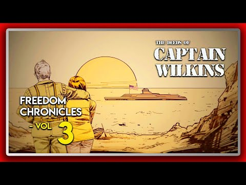 Wolfenstein 2 DLC: Freedom Chronicles: The Deeds of Captain Wilkins - Vol 3 |