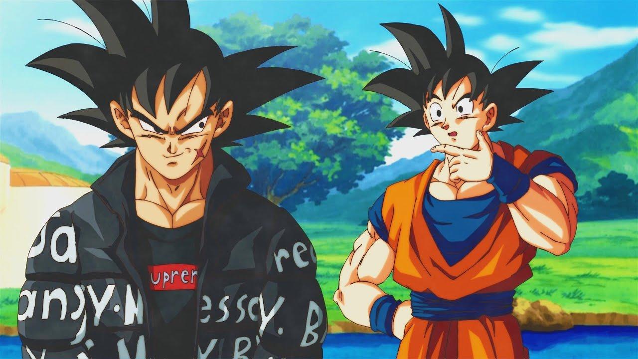 Goku Drip Know Your Meme
