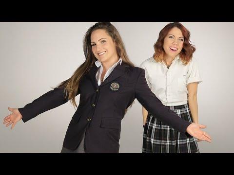 Women Try Their Old Catholic School Uniformsиз YouTube · Длительность: 2 мин50 с