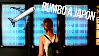 Japón, capítulo 1: Cosas que hacer en un aeropuerto #ad