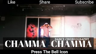 Chamma Chamma  / Fraud Saiyaan / Neha Kakkar / Bollywood Dance Choreography / Ranjeet Awasthi