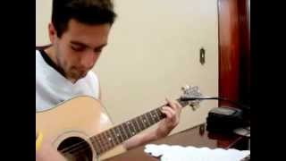 Letters to God - Boxcar Racer acoustic cover