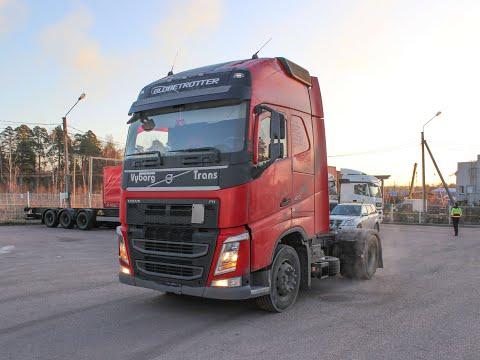 Седельный тягач Volvo FH-TRUCK 4x2 2017 года